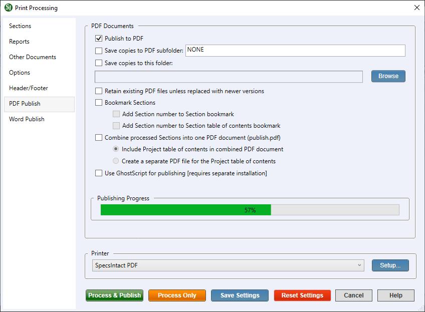 explorer file menu process printpublish  publish